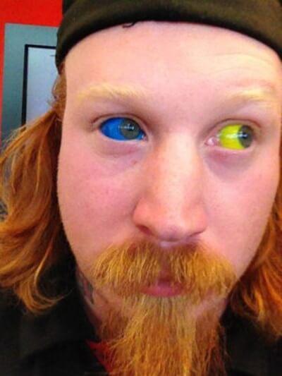眼球タトウー(アイボールタトゥー)の画像7